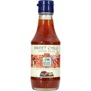 Hot Sweet Chilli Dipping Sauce - 6 x 190ml