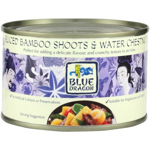 Bamboo Shoots & Water Chestnuts, tin - 6 x 225g