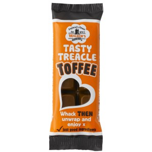 Tasty Treacle Toffee Bar - 24 x 50g