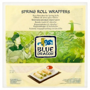 Spring Roll Wrappers - 12 x 134g