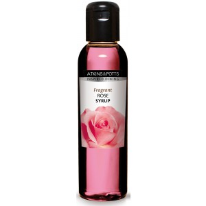 Rose Syrup - 6 x 200g