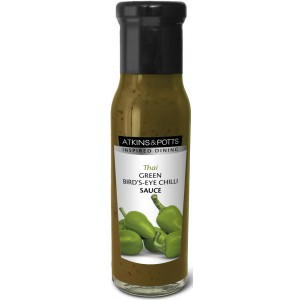 Green Birds-Eye Dipping Sauce - 6 x 290g