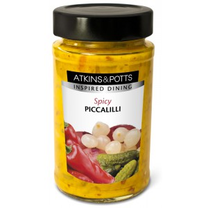 Spicy Piccalilli - 6 x 230g