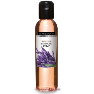 Lavender Syrup - 6 x 200g