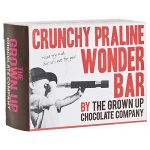 Mini Crunchy Praline Wonder Bar - 24 x 35g