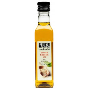 Virgin Sesame Oil - 6 x 250ml