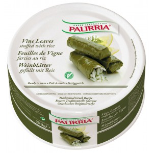 Vine Leaves Stuffed with Rice - 6 x 280g