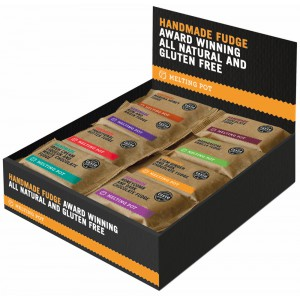 Award Winning' Mixed Case Fudge Bars  - 32 x 90g