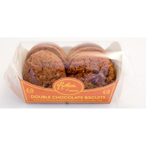 Double Chocolate Biscuits - 12 x 200g