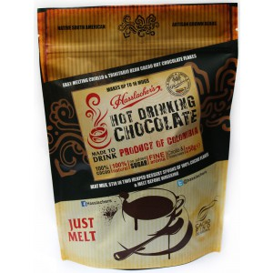 Hot Chocolate Flakes Pouch - 7 x 250g