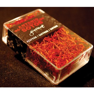 Select Grade Saffron Strands - 12 x 0.5g
