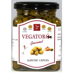 Pickled Surfine Capers - 12 x 300g