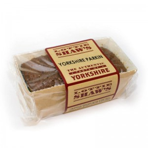 Individual Yorkshire Parkin (3 months shelf life from production) - 12 x 85g