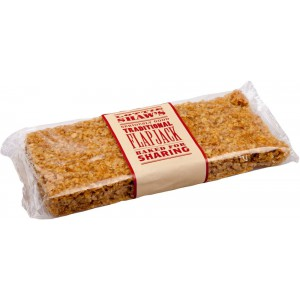 Plain Flapjack (3 months shelf life from production) - 6 x 300g