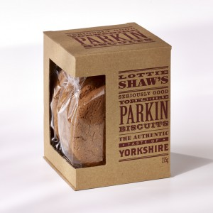 Yorkshire Parkin Biscuits (3 months shelf life from production) - 6 x 275