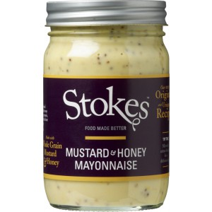 Mustard & Honey Mayonnaise, gluten free - 6 x 360g
