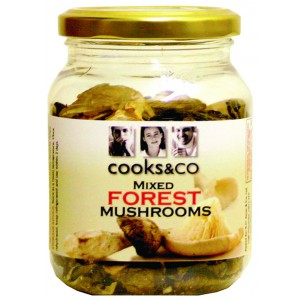 Dried Mixed Forestiere Mushrooms - 6 x 40g