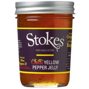 Chilli Yellow Pepper Jelly - 6 x 250g