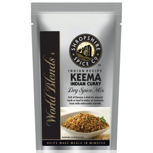Keema Indian Curry Dry Spice Mix - 10 x 40g