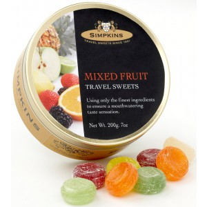 Mixed Fruit, tin - 6 x 200g