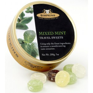 Mixed Mint, tin - 6 x 200g