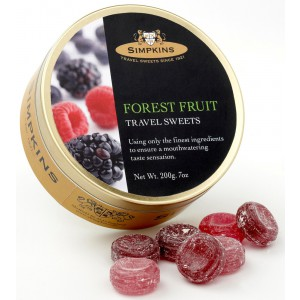 Forest Fruit, tin - 6 x 200g