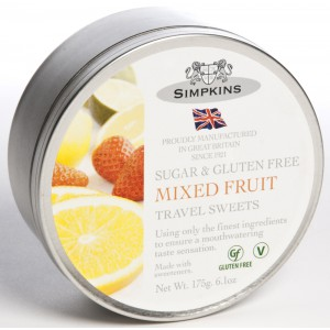 Mixed Fruit, tin - 6 x 175g