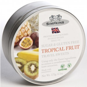 Tropical Fruit, tin - 6 x 175g