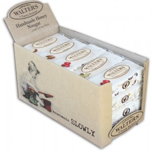 Assorted Nougat, Bars (5 of each) - 20 x 55g