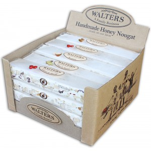 Assorted Nougat, Bars (5 of each) - 20 x 110g