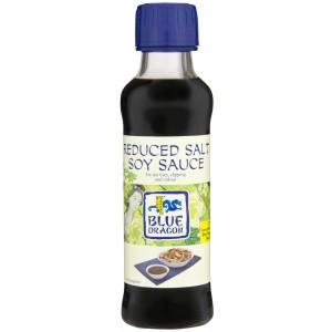 Reduced Salt Soy Sauce - 12 x 150ml