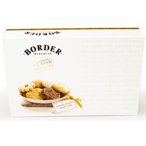 Scottish Biscuit Selection, box - 10 x 300g