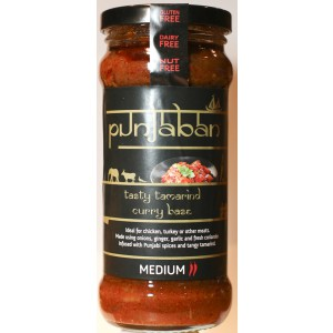 Tasty Tamarind Curry Base - 6 x 350g