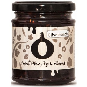 Sweet Olive, Fig & Almond Relish - 6 x 230g