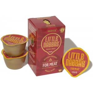 Little Dabbas for Meat - 12 x 60g