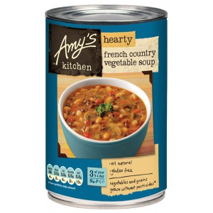 Hearty French Country Vegetable Soup, Gluten Free - 6 x 408g