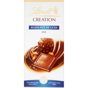 Creation Milk Chocolate Hazelnut Bar - 14 x 150g