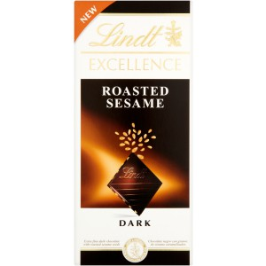 Excellence Dark with Roasted Sesame Seeds - 20 x 100g