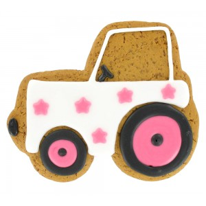 Iced Gingerbread Tilly Tractor - 12 x 1s