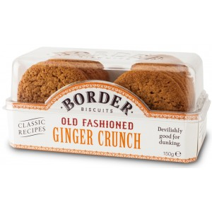 Old Fashioned Ginger Crunch - 6 x 150g