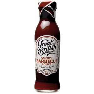 Smoky Barbecue Sauce - 6 x 320g