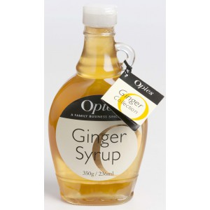 Ginger Syrup - 6 x 236g