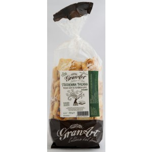Stuzzichina Toscana, Flatbread Bites with Rosemary - 9 x 250g