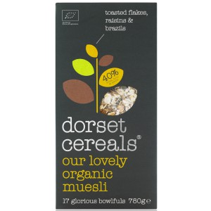 Our Lovely Organic Muesli - 5 x 780g