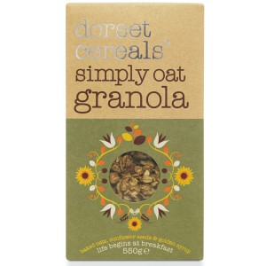 Simply Oat Granola - 5 x 550g
