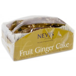 Fruit Ginger Cake - 12 x 320g
