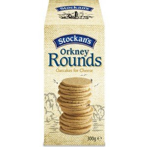 Oatcakes, For Cheese - 9 x 300g