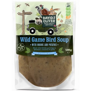 Wild Game Bird Soup - 8 x 300g