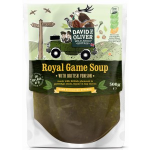 Royal Game Soup - 8 x 300g