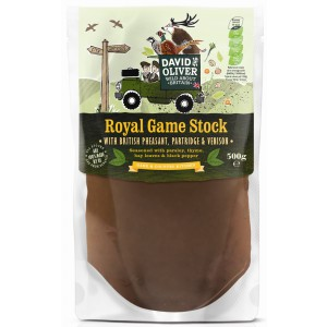 Royal Game Stock - 12 x 500g